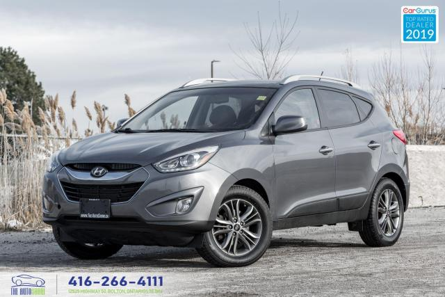 2015 Hyundai Tucson GLS|AWD|Leather|Camera|Clean Carfax|