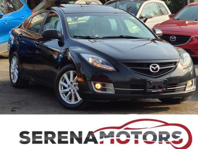 2012 Mazda MAZDA6 GT | 2.5L | AUTO | ONE OWNER | NO ACCIDENTS |