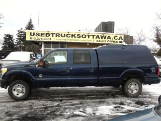Used 2011 Ford F-250 6.7 POWER STROKE DIESEL 4X4 LOW KM for sale in Ottawa, ON