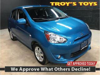 Used 2014 Mitsubishi Mirage SE for sale in Guelph, ON