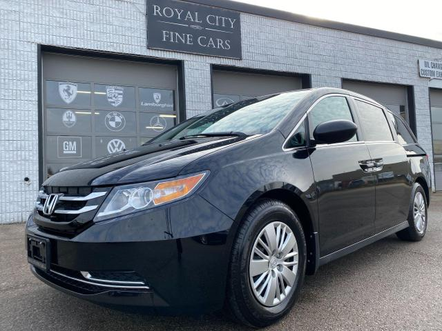 2017 Honda Odyssey LX One Owner No Accidents Reverse Camera