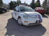 Photo of White 2000 Volkswagen New Beetle