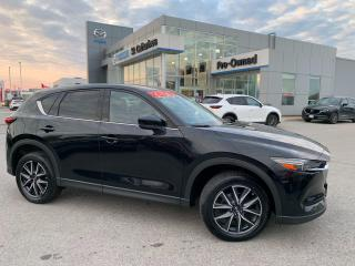 Used 2017 Mazda CX-5 GT for sale in St Catharines, ON