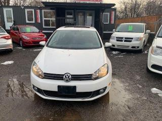 Used 2013 Volkswagen Golf TRENDLINE for sale in Oshawa, ON