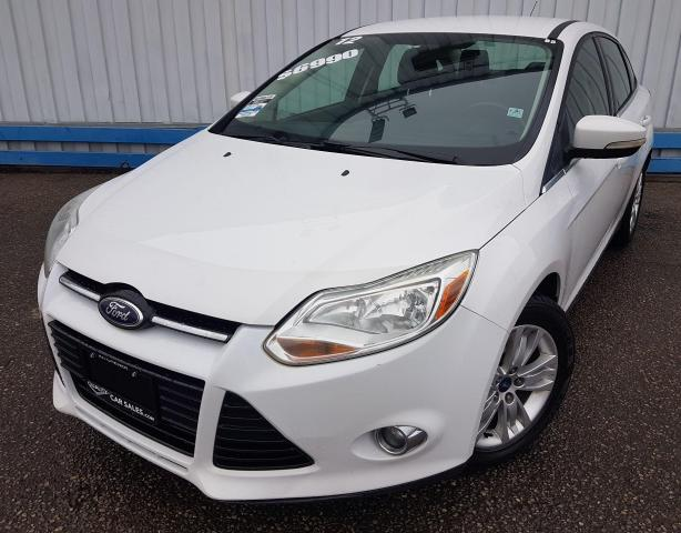 2012 Ford Focus SEL *HEATED SEATS*