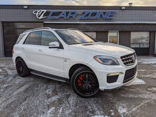 Used 2015 Mercedes-Benz ML63 AMG ML 63 AMG for sale in Calgary, AB