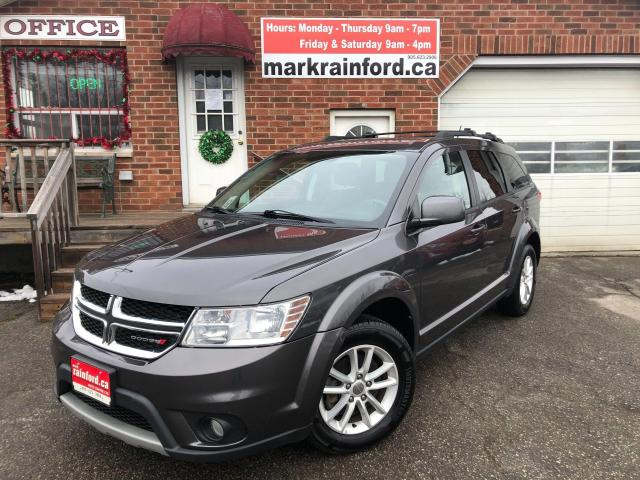 2014 Dodge Journey SXT V6 7 Passenger