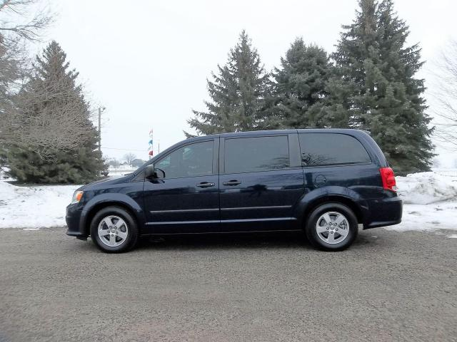 2013 Dodge Grand Caravan SE- One Owner
