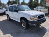 Photo of White 1999 Ford Explorer