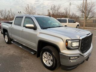 Used 2017 GMC Sierra 1500 SLE **CREW, 4X4, REV CAM, TOW PKG ** for sale in St Catharines, ON