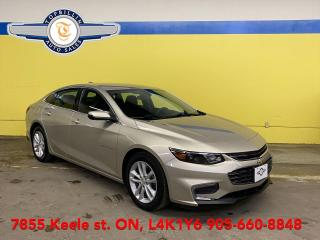 Used 2016 Chevrolet Malibu LT Apple CarPlay, B Cam, Loaded for sale in Vaughan, ON