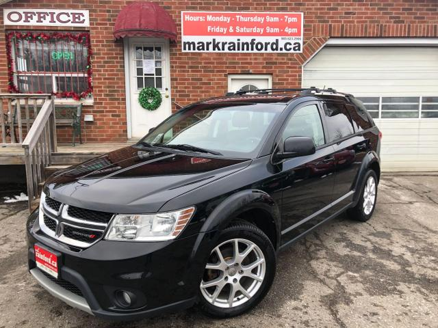 2015 Dodge Journey Ltd V6 7 Pass Touch Screen Back Up Cam BT Rm Start