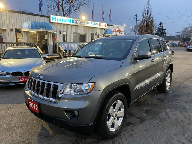 2012 Jeep Grand Cherokee Laredo-4X4-ACCIDENT FREE