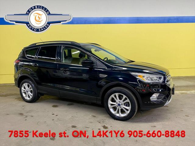 2017 Ford Escape 4WD Navigation, Power Tailgate & more