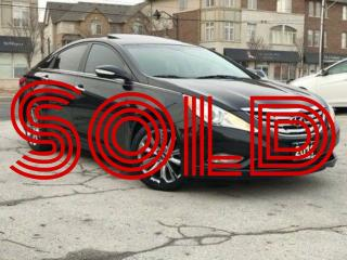Used 2011 Hyundai Sonata 2.0L|Limited|Accident Free|Leather|Sunroof|Bluetoo for sale in Burlington, ON