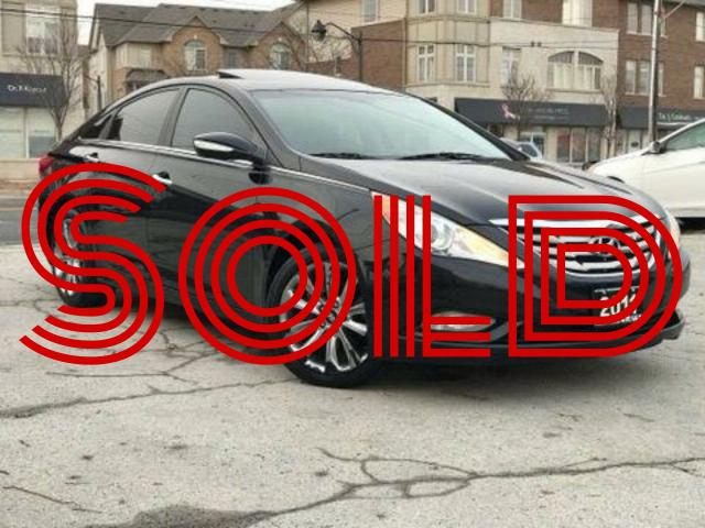 2011 Hyundai Sonata 2.0L|Limited|Accident Free|Leather|Sunroof|Bluetoo