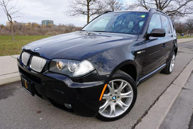 2008 BMW X3 RARE / M SPORT / DVD'S / 1 OWNER / NO ACCIDENTS