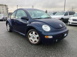 Used 2001 Volkswagen New Beetle GLS for sale in Langley, BC