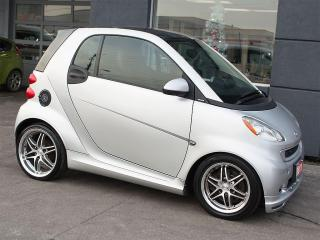 Used 2011 Smart fortwo BRABUS|NAVI|PANOROOF for sale in Toronto, ON