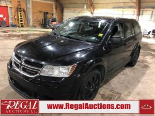 Used 2015 Dodge Journey CVP 4D Utility FWD for sale in Calgary, AB