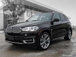 Used 2016 BMW X5 xDrive35i ONLY 21,000KM! for sale in Winnipeg, MB
