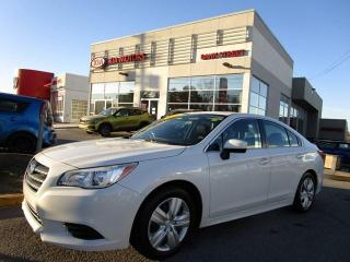 Used 2016 Subaru Legacy 2.5I for sale in Gloucester, ON