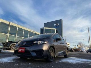 Used 2016 Honda Fit LX for sale in Ottawa, ON
