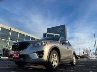 Used 2013 Mazda CX-5 GS AWD for sale in Ottawa, ON
