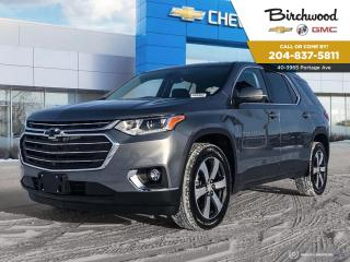 New 2021 Chevrolet Traverse LT Leather The Best Deals to come in 2021 for sale in Winnipeg, MB