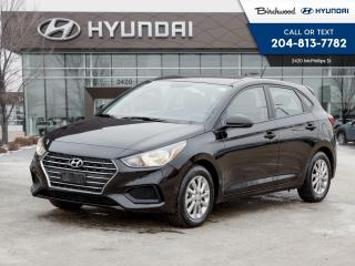Used 2019 Hyundai Accent Preferred Heated Seats | Apple CarPlay | Rear Camera for sale in Winnipeg, MB