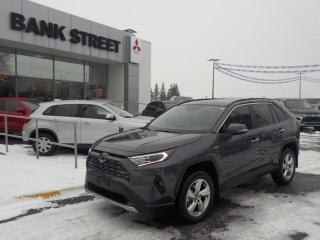 Used 2020 Toyota RAV4 Hybrid Limited for sale in Gloucester, ON