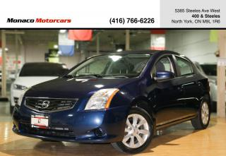 Used 2011 Nissan Sentra 2.0 CVT - ALLOY WHEELS|CERTIFIED VEHICLE for sale in North York, ON