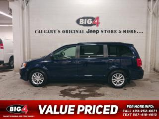 Used 2016 Dodge Grand Caravan SXT Plus FWD for sale in Calgary, AB