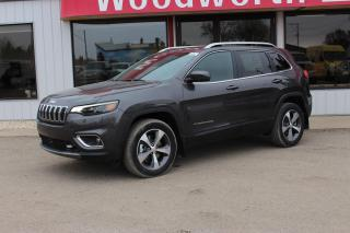 New 2021 Jeep Cherokee Limited for sale in Kenton, MB