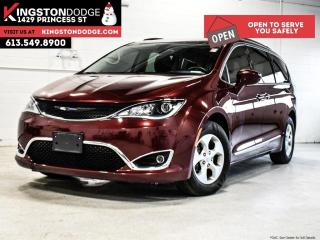 Used 2017 Chrysler Pacifica Touring L Plus   ONE Owner   Fully Loaded for sale in Kingston, ON
