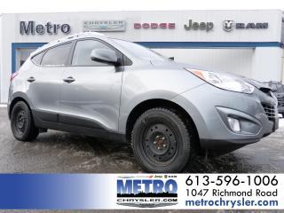 Used 2013 Hyundai Tucson GL for sale in Ottawa, ON