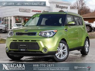 Used 2015 Kia Soul EX for sale in Niagara Falls, ON