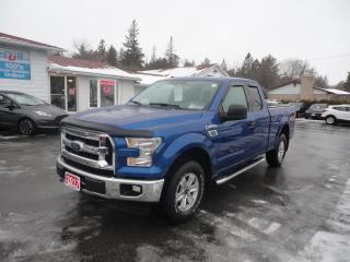 Used 2017 Ford F-150 4WD SuperCab 145  XLT for sale in Carp, ON