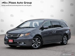 Used 2014 Honda Odyssey Touring | ONE OWNER | LIFETIME ENGINE WARRANTY for sale in Richmond Hill, ON