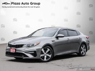Used 2019 Kia Optima SX Turbo | LOW MILEAGE | ASK ABOUT CPO for sale in Richmond Hill, ON