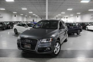 Used 2017 Audi Q5 QUATTRO I LEATHER I PANOROOF I HEATED SEATS I POWER OPTIONS for sale in Mississauga, ON