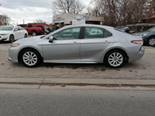 Used 2020 Toyota Camry SE Leather for sale in Toronto, ON