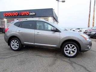 Used 2013 Nissan Rogue SL AWD Navigation Camera Bluetooth Certified for sale in Milton, ON