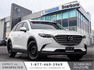 Used 2018 Mazda CX-9 0.99%|CPO|GSL|7SEATING|SNOW TIRES|CLEAN CARFAX for sale in Scarborough, ON