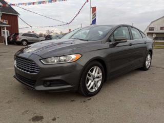 Used 2016 Ford Fusion SE for sale in Dunnville, ON