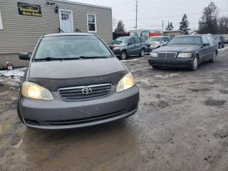 Used 2006 Toyota Corolla CE for sale in Stittsville, ON