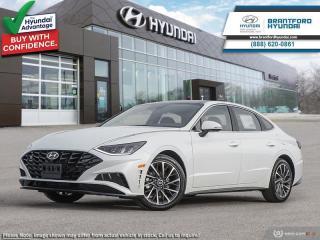 New 2021 Hyundai Sonata 1.6T Luxury  - $216 B/W for sale in Brantford, ON