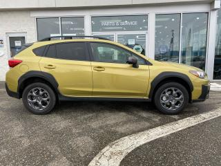 New 2021 Subaru XV Crosstrek 2.5 OUTDOOR for sale in Vernon, BC
