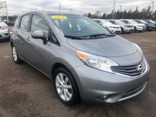Used 2014 Nissan Versa Note SR for sale in Charlottetown, PE