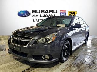 Used 2014 Subaru Legacy Tourisme for sale in Laval, QC